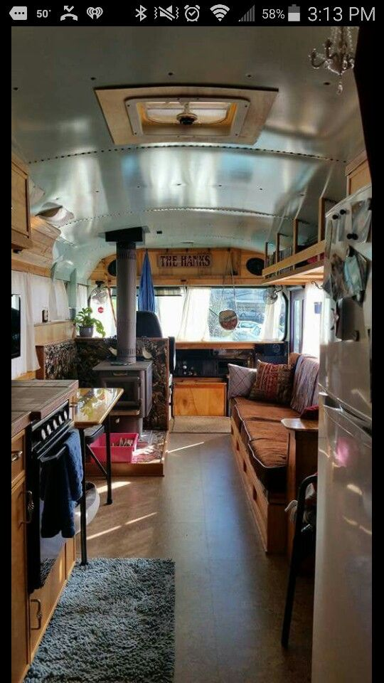 206 Best Images About Bus Conversion On Pinterest