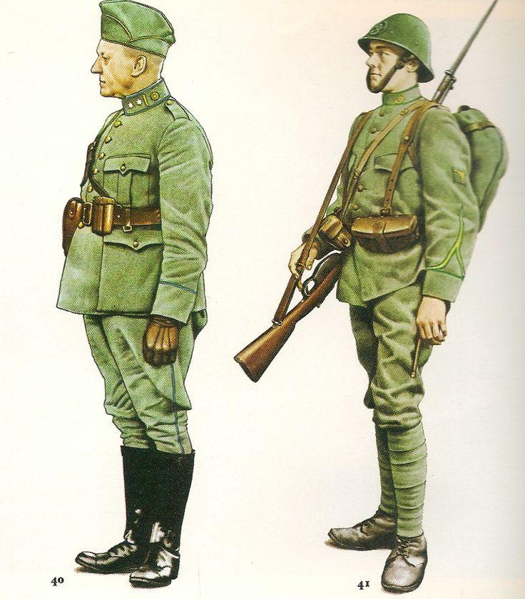 Esercito Reale Olandese - Ufficiale e Soldato semplice