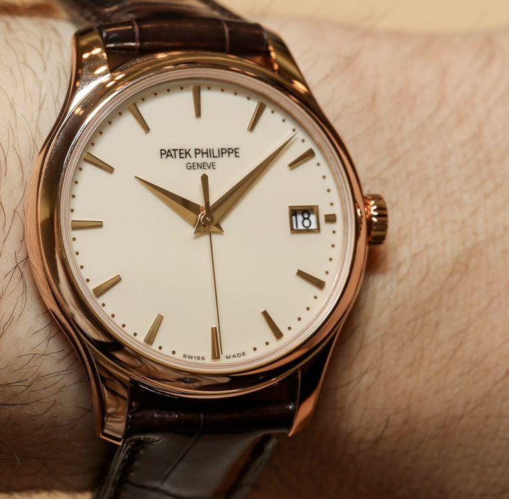 Patek Philippe Calatrava 5227 Hands-On: A Perfect Daily Dress Watch