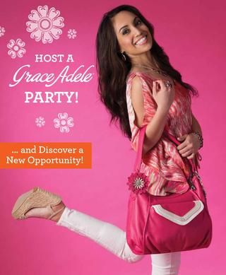 Join Grace Adele - EARN MONEY NOW! Look at this online brochure to learn more. Don't miss your ground floor opportunity.