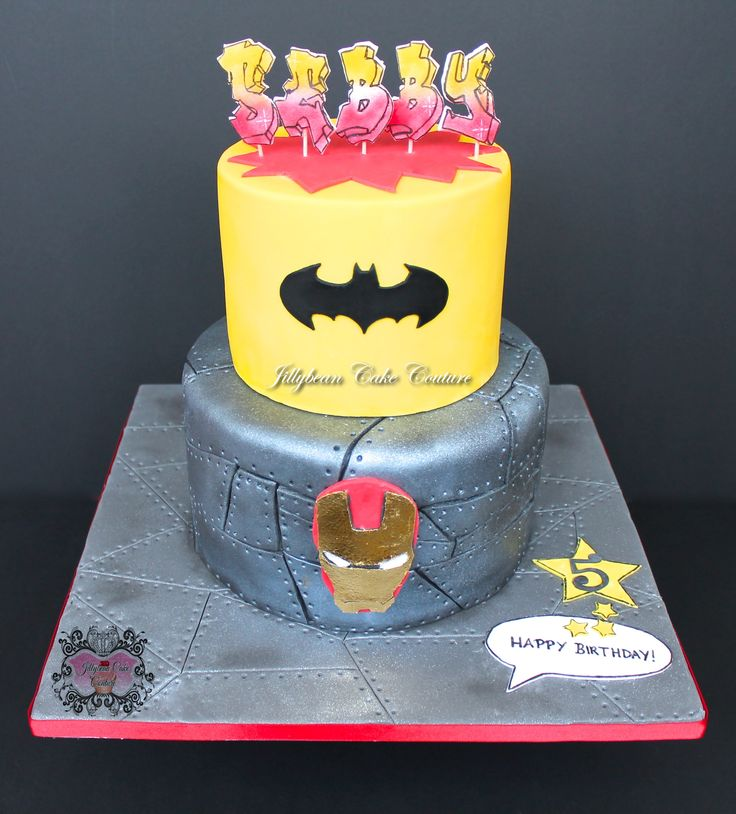 Superhero cake 9 best Meerkat Cakes images