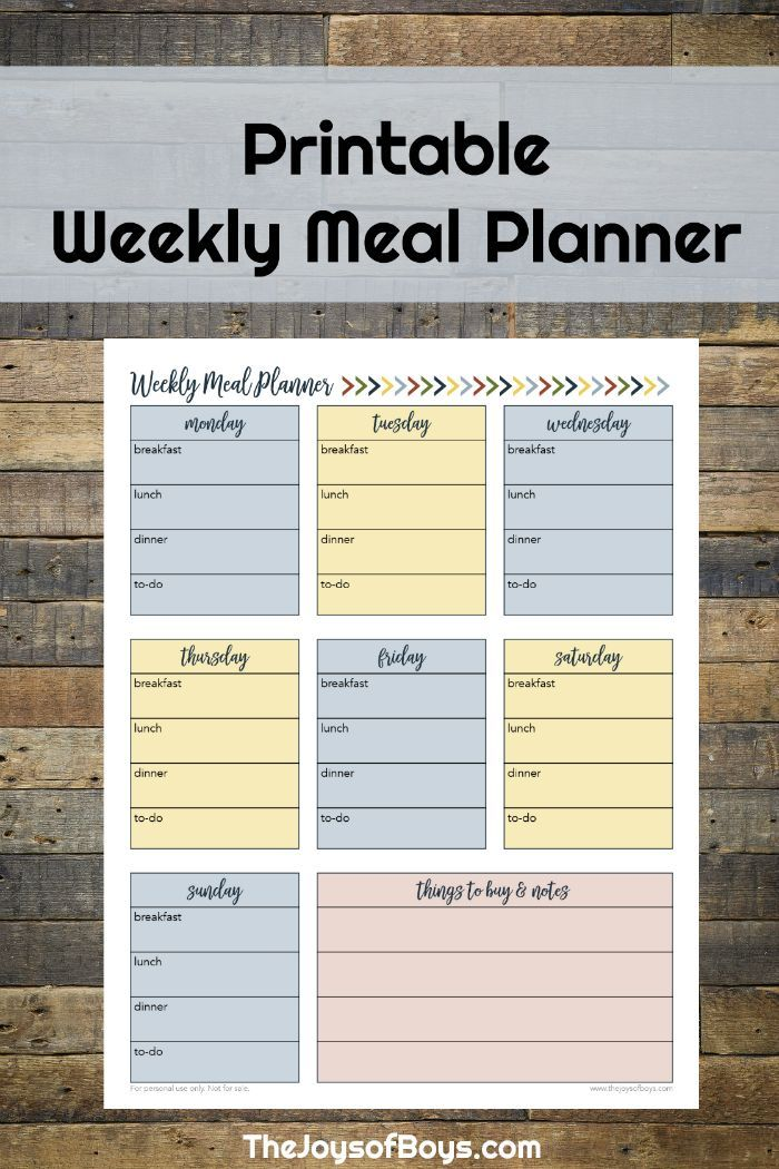 Free Weekly Meal Planner Printable for Busy Families - My family is always on the go and I am never prepared for dinner! This is so helpful! Every Friday is Pizza and game night with Dr. Oetker's Virtuoso pizza. We discuss the week and enjoy each other's company! Print out this free weekly meal planner today. #ad
