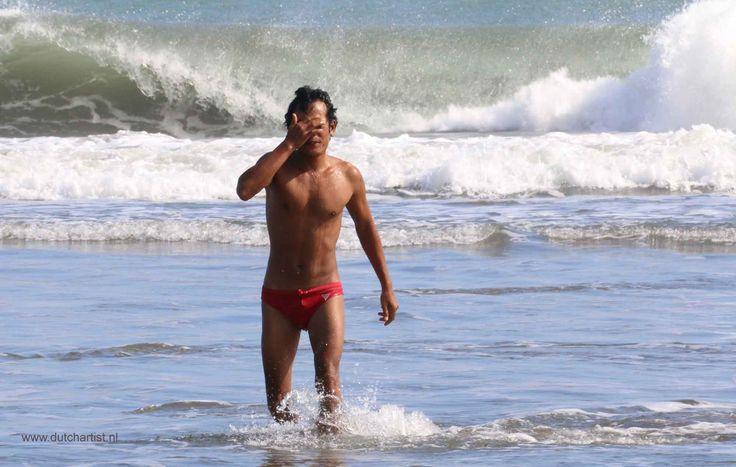 "Indonesian man "" jungle boy "" Size A4 A5 on photopaper. 100 euro or 4 photos 200 euro order emilesvv@hotmail.com"