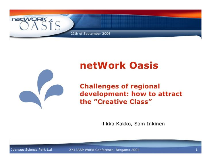 IASP-World-Conference-2004-Bergamo-Italy by Ilkka Kakko via Slideshare Ten years old - was at that time a visionary presentation, indeed.