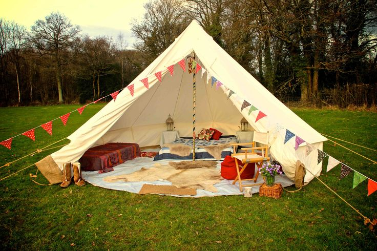 Bell Tent Decor Endearing Best 25 Bell Tent Ideas On Pinterest  Camping Tent Decorations Decorating Inspiration