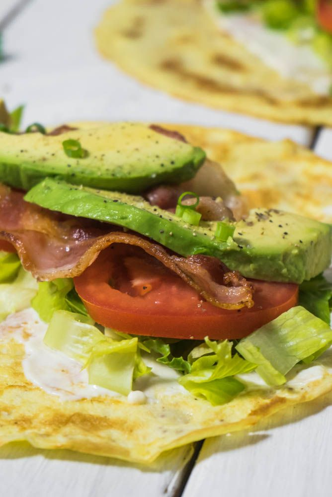 Low-Carb Breakfast Burrito_
