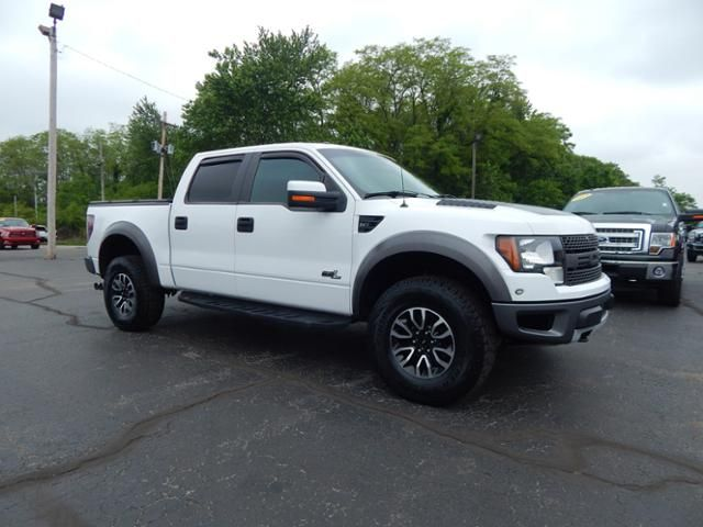 Used Ford F-150 4WD SuperCrew 145 SVT Raptor