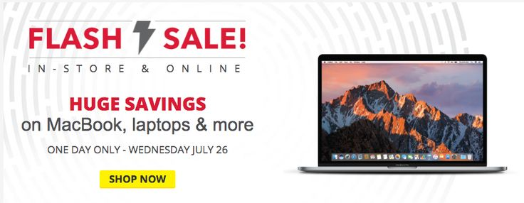 Best Buy Canada Todays Flash Sale: Huge Savings on MacBook Laptops & More http://www.lavahotdeals.com/ca/cheap/buy-canada-todays-flash-sale-huge-savings-macbook/228777?utm_source=pinterest&utm_medium=rss&utm_campaign=at_lavahotdeals