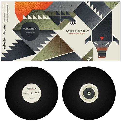 Downliners Sekt Album : Studio Malotaprojects