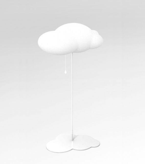 Cloud Lamp Designed By Zhao Liping.