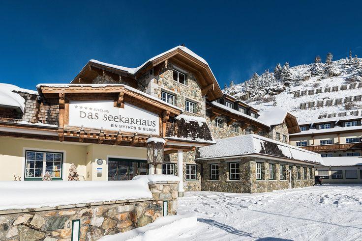 Buchen Sie Ihren Skiurlaub in Österreich im Seekarhaus in Obertauern - Seekarhaus Obertauern