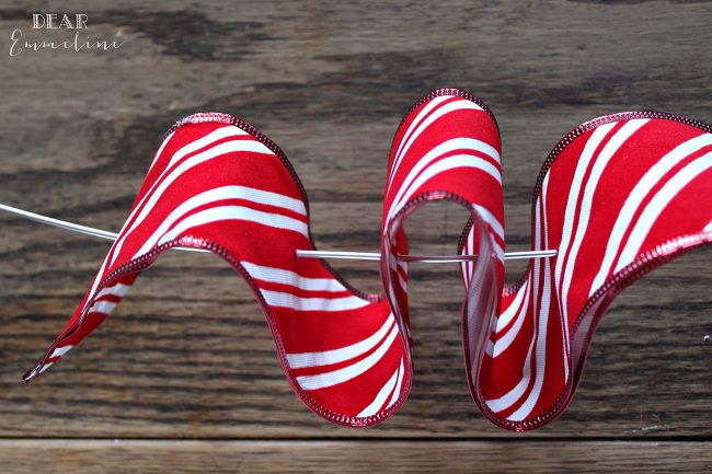 Here we are on day 7!  Can you believe we're already a full week into December?!  Today I want to share a quick holiday decor idea that has a lot of impact?!Ribbon candy is one of m…