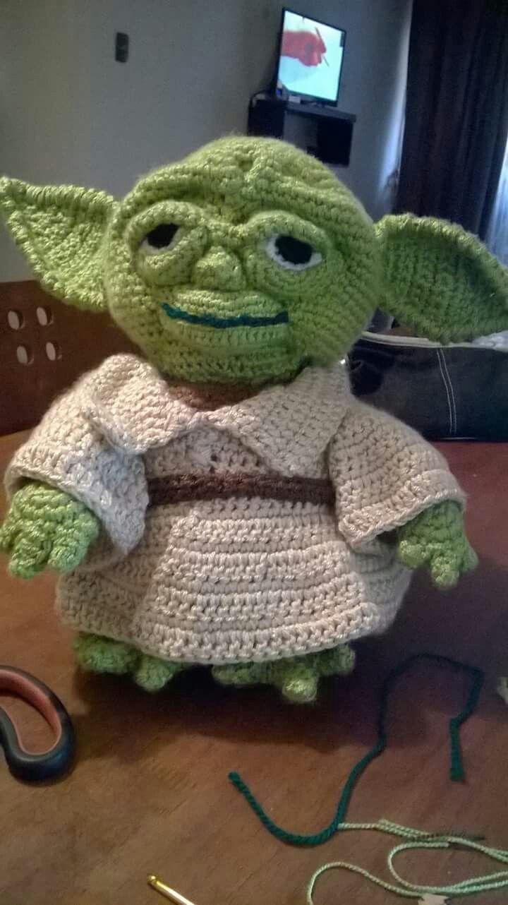 Yoda Created by  Vuelvete mono