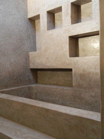 Oltre 25 fantastiche idee su nicchie da parete su pinterest illuminazione di scale arte di - Nicchie in bagno ...