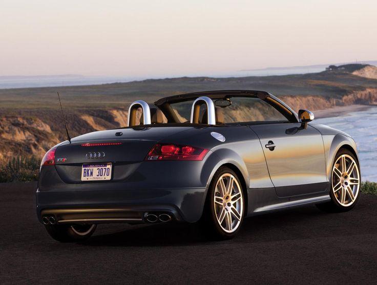 TTS Roadster Audi concept - http://autotras.com