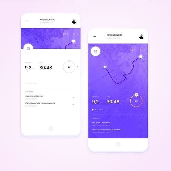 Interactive tracking app UI design by @m_sestak . . . . . #UI #UX #uidesign #uxdesign #userexperience #userinterface #experiencedesign #interfacedesign #hci #app #appdesign #mobiledesign #mobileappdesign #photoshop #behance #ilustrator #aftereffects #design #wireframe #mobileapp #interactiondesign #digitaldesign #graphicdesign #webdesign #web #webapp #websitedesign #mobileapps #social