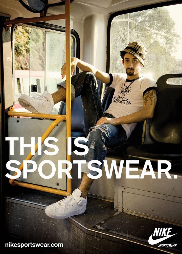 Nike This is sportswear.