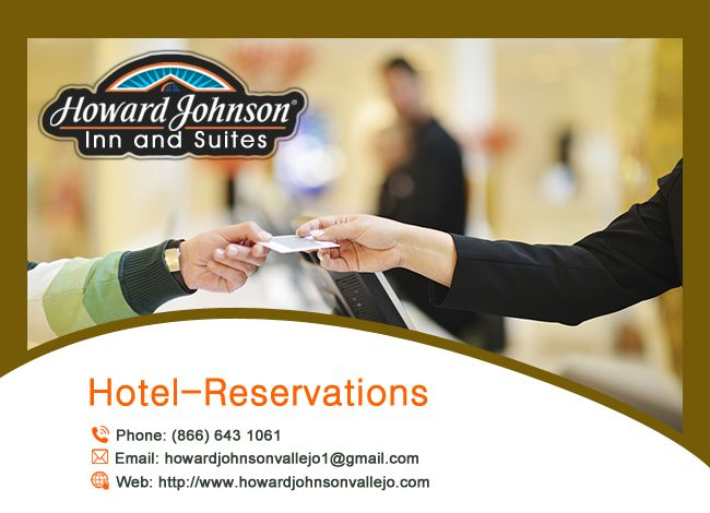 Howard Johnson Inn & Suites are providing reservation facility. Choose your own favorite room and enjoy luxury hotel. http://goo.gl/94rZR4