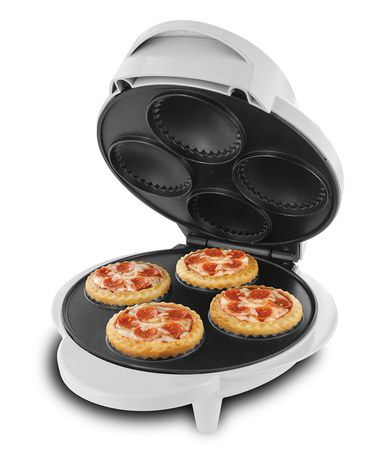 Take a look at this Smart Planet Mini Pizza Maker by Kitchen Electrics Collection on #zulily today!