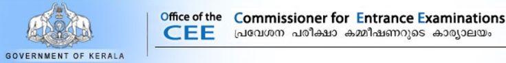 KEAM Results www.cee-kerala.org