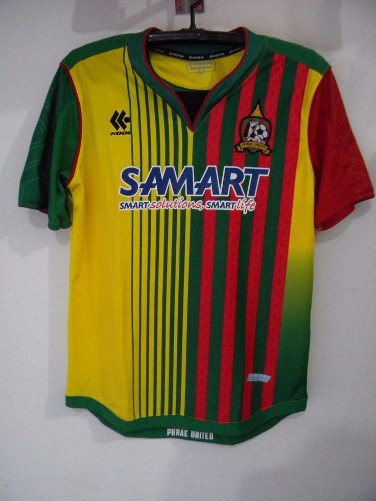 Maillot Thailande Authentic Jersey M Phrae United Exorcist Color