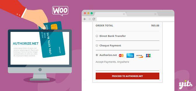 YITH Woocommerce Authorize.net Payment Gateway Premium 1.0.10, Woocrack.com – YITH Woocommerce Authorize.net Payment Gateway Premium is a WooCommerce Extensionsdeveloped by YITHEMES. YITH Woocommerce Authorize.net Pay