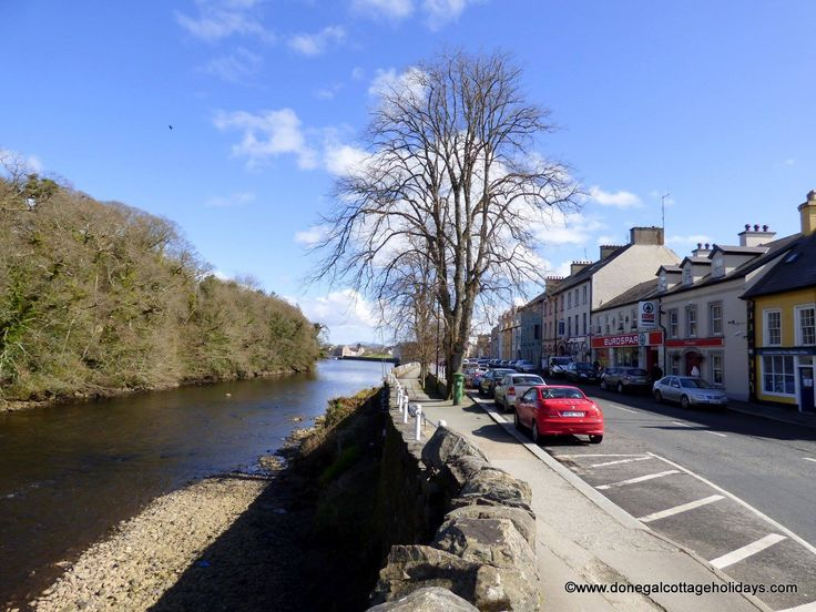 The Heritage Town of Ramelton is located at the mouth of the River Lennon where it flows into Lough Swilly. Proximity to Letterkenny, Donegal's main town, makes Ramelton an ideal spot for exploring the natural beauties of the county while still being close to theatre, cinemas, swimming pool, shopping etc.