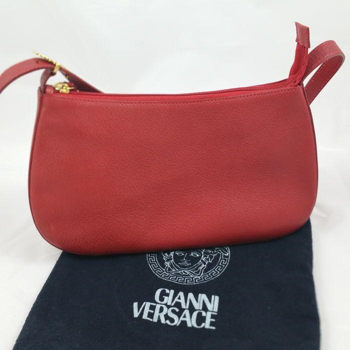 Catawiki pagina online de subastas Gianni Versace -Bolso minimalista