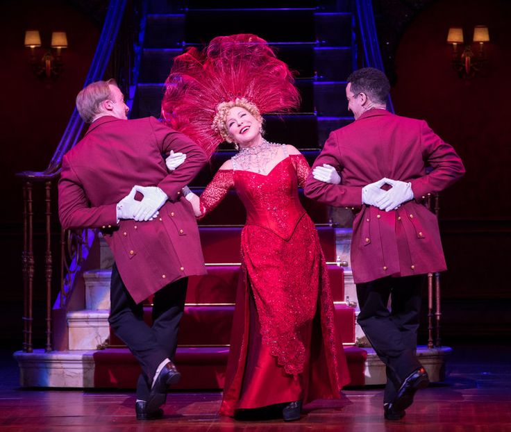 Review: 'Hello, Dolly!' Is Bright, Brassy and All Bette - The New York Times 20 Apr 2017 Bette Midler