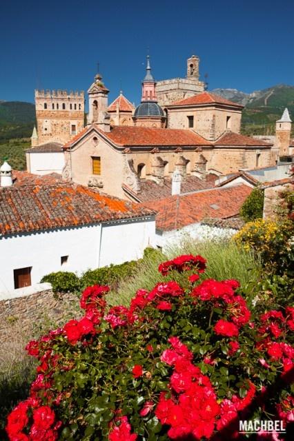 Pueblos de Extremadura. Monasterio de Guadalupe
