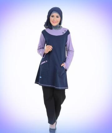 Beli Baju Atasan Wanita Tunik ALNITA AA-06 DONGKER dari Aprilia Wati agenbajumuslim - Sidoarjo hanya di Bukalapak