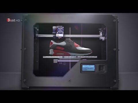 3D Druck - Revolution aus der Düse - YouTube