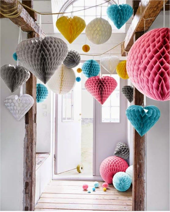 Honeycomb Decorations Paper Balls 43 Best Party Time Images On Pinterest  Party Time Rainbow And