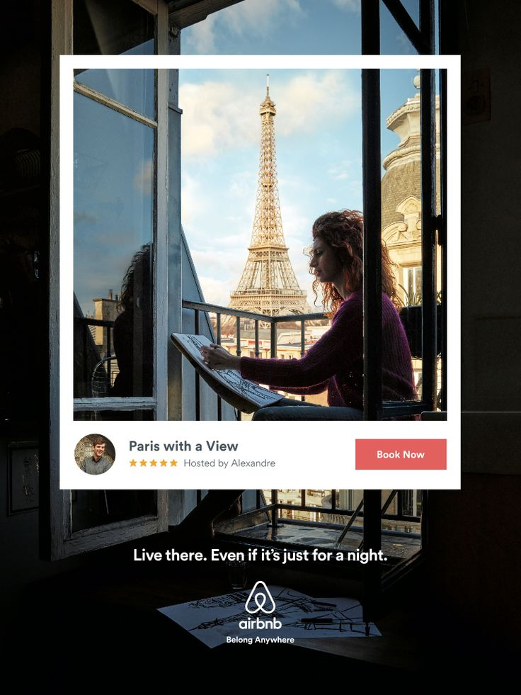 Put Away the Selfie Stick and Live Like a Local, Urges Airbnb's New Campaign | Adweek