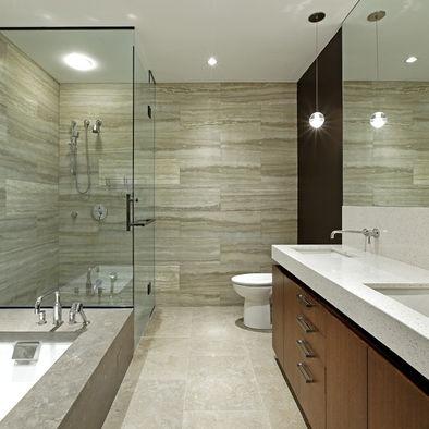 ingenious ivory vein cut travertine. by Wanda Ely Architect Inc  Ace travertine 18 best Bathrooms images on Pinterest Bathroom ideas