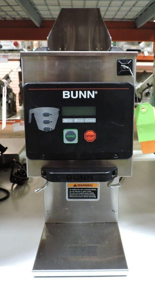 Bunn G9WD-RH Commercial Coffee Grinder #Bunn