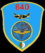 Force Aerienne Algérienne- 640e Esquadrão de Treino Basico