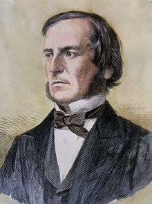 George Boole (/ˈbuːl/; 2 November 1815 – 8 December 1864) was an English mathematician, educator, philosopher and logician. He worked in the fields of differential equations and algebraic logic, and is best known as the author of The Laws of Thought (1854) which contains Boolean algebra.
