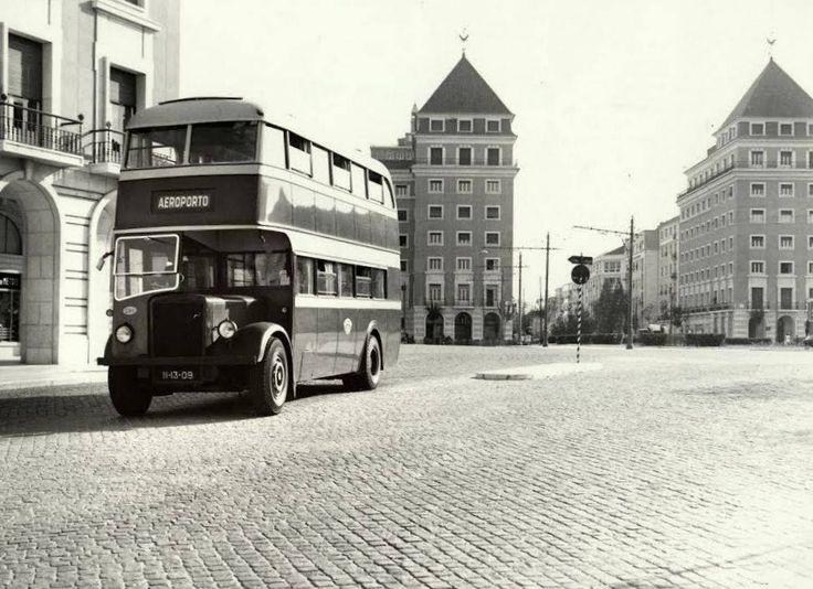 Ancien bus de Carris
