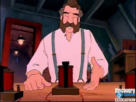 Animated Hero Classics~ Alexander Graham Bell ~ Full video