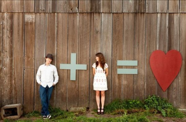 48 Original And Ingenious 'Save The Date' Photo Ideas | Exquisite Girl