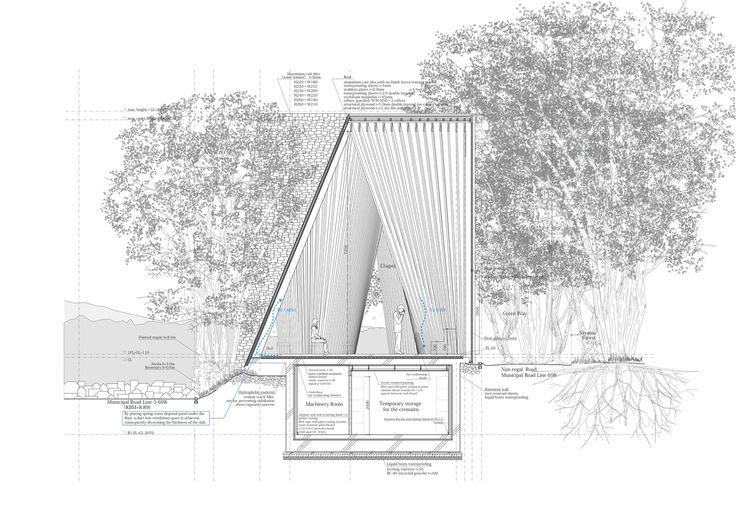 Galeria de Os melhores desenhos arquitetônicos de 2016 - 50