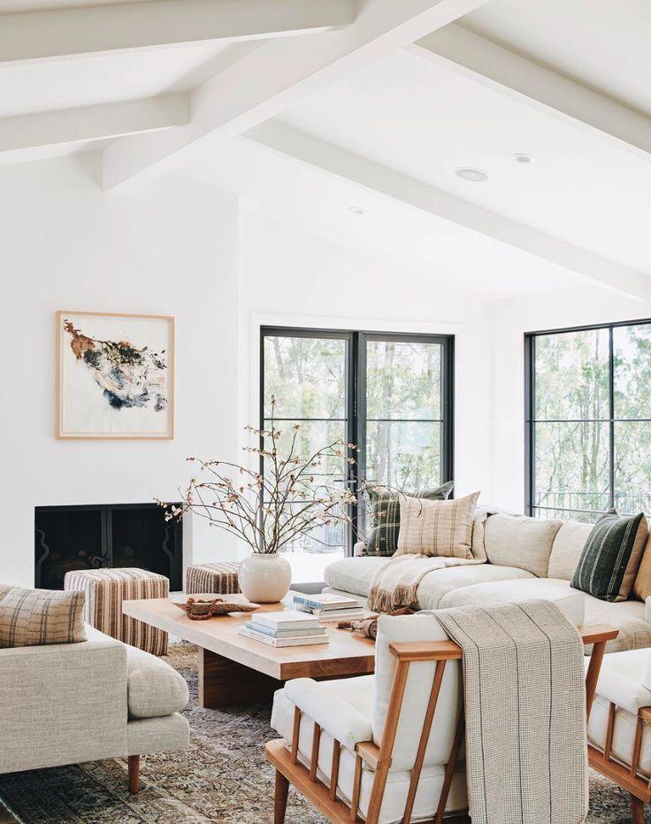 Living Livingroomdecorideastips In 2020 Living Room Design Modern Living Room Designs Living Room Decor Neutral