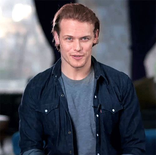 Outlander America, outlander-news: Sam Heughan for My Peak Challenge...