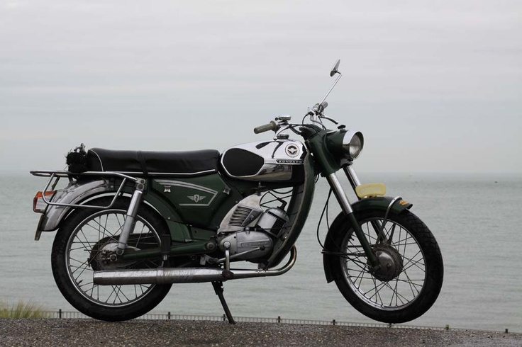 115 Best Images About Motoren Brommers On Pinterest