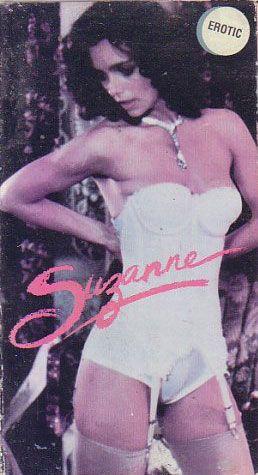 Jaquette VHS du film Suzanne de Robin Spry