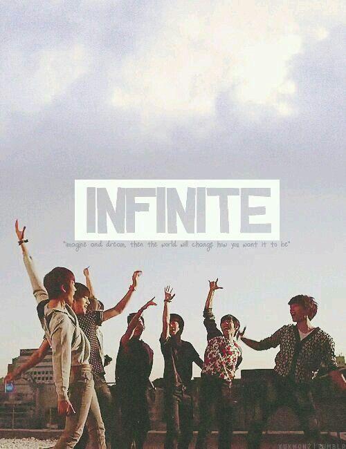 Infinite ,so happy