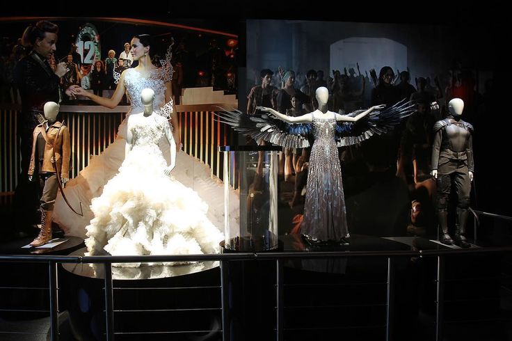 """232 Likes, 2 Comments - The Hunger Games (@hg_fanboy) on Instagram: """"The Hunger Games Exhibition opened it's doors for the first time to the public 2 years ago today in…"""""""