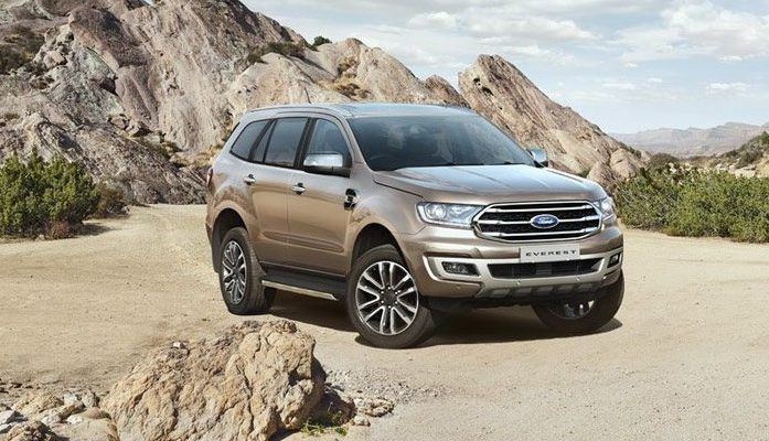2020 Ford Everest Specs Price Engine Raptor Ford Endeavour