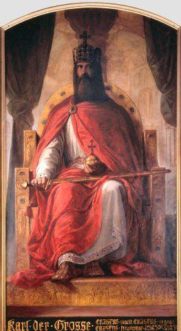 Karl der Große gründet das Erzbistum Köln. 785